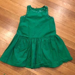 Hanna Andersson dress size 110 (US 5-6)